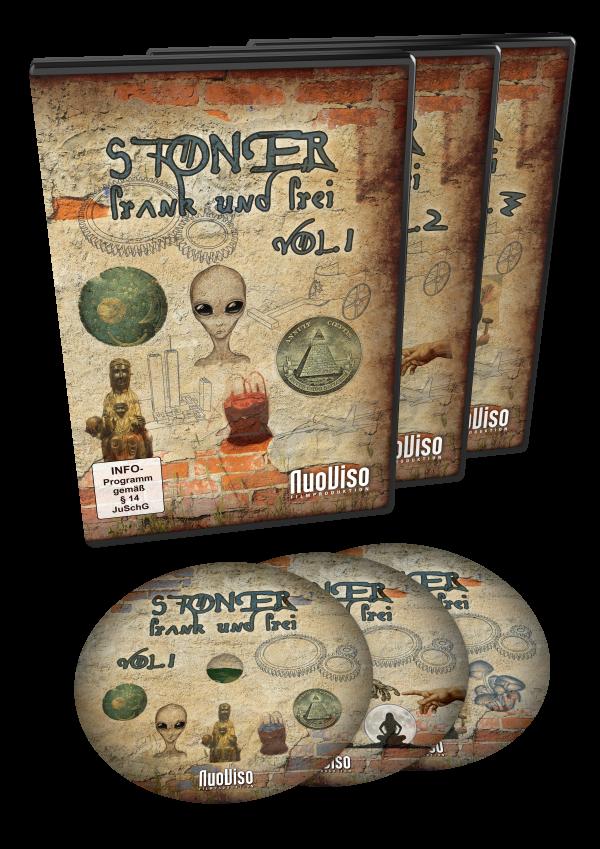 DVD Set: Stoner frank & frei