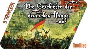 Die Geschichte der deutschen Flagge und der Schicksalstag 9. November – STONER frank&frei #18