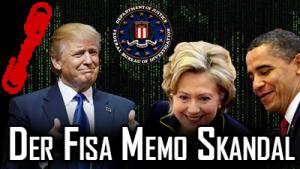 Der Fisa Skandal – Watergate² Reloaded