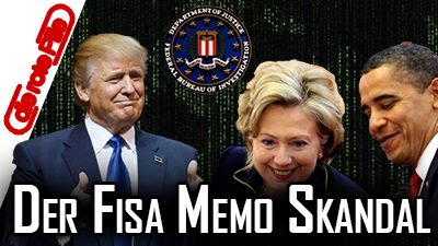 Der Fisa Skandal – Watergate² Reloaded