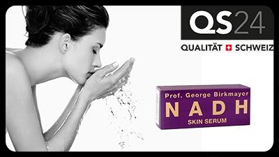 Das Kosmetikum für junge, glatte strahlende Haut – NADH Skin Serum