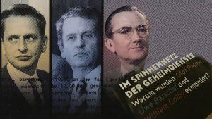 Im Spinnennetz der Geheimdienste – Talkrunde mit Patrik Baab, Heinrich Wille, Dirk Pohlmann