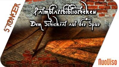 Palmblattbibliothek – dem Schicksal auf der Spur – STONER frank & frei #20