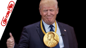 Friedensnobelpreis für Donald Trump !?