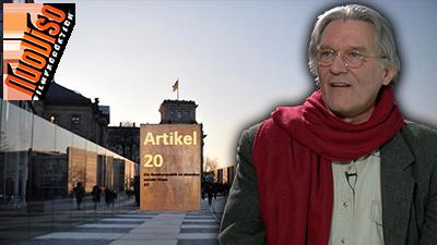 Coole Aktion: Bürger ergreifen das Grundgesetz – Ralph Boes im NuoViso Talk