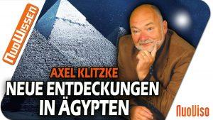 Neue Entdeckungen in Ägypten – Axel Klitzke
