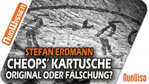 Das Rätsel um die Cheopskartusche – Stefan Erdmann