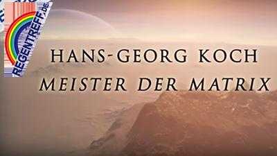 Meister der Matrix – Hans-Georg Koch