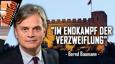 """""""Im Endkampf der Verzweiflung"""" – Bernd Baumann im NuoViso Talk"""