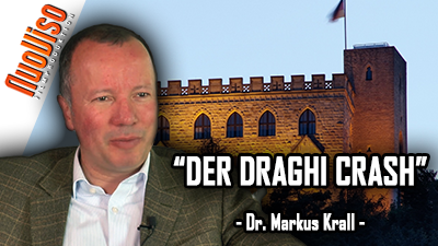 """Der Draghi Crash"" – Dr. Markus Krall  (Neues Hambacher Fest 2018)"