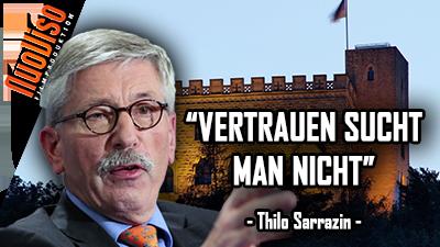 """""""Vertrauen sucht man nicht"""" – Thilo Sarrazin im NuoViso Talk"""