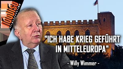 """""""Ich habe Krieg geführt in Mitteleuropa"""" – Willy Wimmer im NuoViso Talk"""