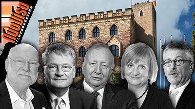 Das neue Hambacher Fest (alle Vorträge) – Starbatty, Sarrazin, Lengsfeld, Wimmer u.v.m.
