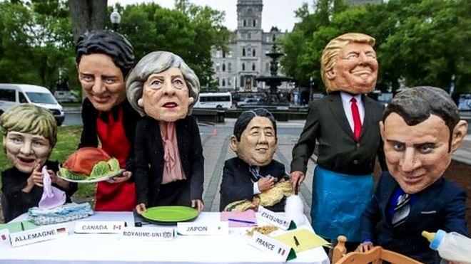 """G7 vor dem Aus? Gipfel droht """"diplomatisches Desaster"""""""
