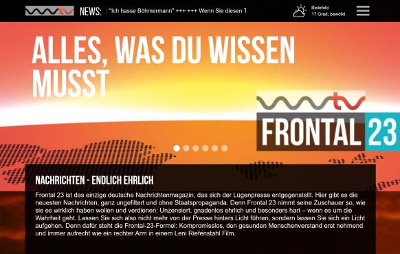 """""""Wahre Welle TV"""": FAKE NEWS im Staatsauftrag"""