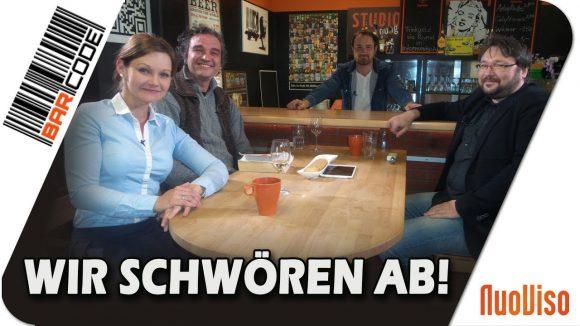 Wir schwören ab – #BarCode mit Prinz Chaos, Julia Szarvasy, Norbert Fleischer
