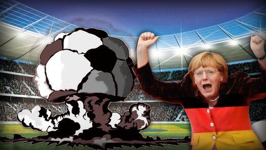 "WM-HIT 2018: ""Das Ende seh'n"" (Die FRIEDliebenden feat.  Marie Paradis)"