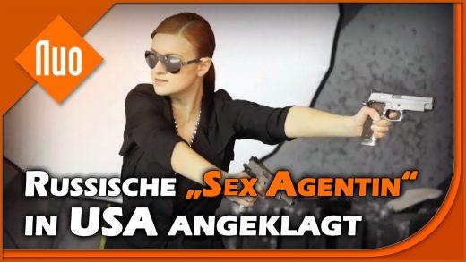 """Liebesgrüße aus Moskau? """"Sex-Agentin"""" in USA angeklagt"""
