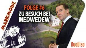 Zu Besuch bei Medwedew – MARKmobil #6