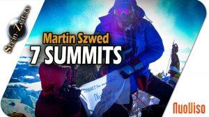 7 Summits – Martin Szwed bei SteinZeit