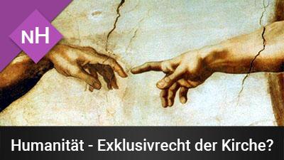 Wahrer Humanismus und Evolution des Geistes – Prof. Hubertus Mynarek