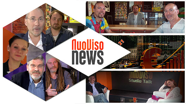 Ken Jebsen zu Besuch im NuoViso Studio – NuoViso News #22