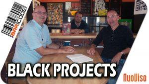 Black Projects – BarCode mit Peter Denk, Robert Stein & Frank Höfer