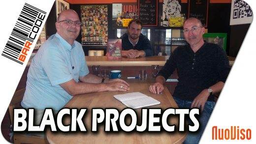 Black Projects – BarCode mit Peter Denk, Robert Stein & Frank Höfer