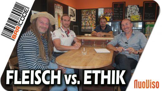 Fleisch vs. Ethik – #BarCode mit Andreas Göbel, Frank Stoner & Robert Stein