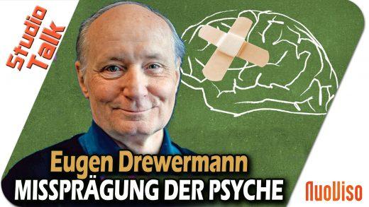 Die Missprägung der Psyche – Eugen Drewermann im NuoViso Talk