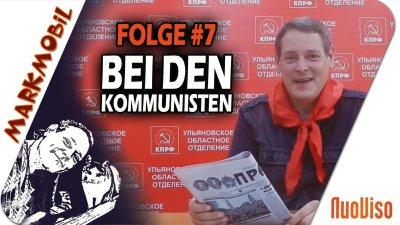 Bei den Kommunisten – MARKmobil #7