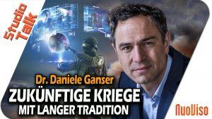 Zukünftige Kriege mit langer Tradition – Dr. Daniele Ganser im NuoViso Talk