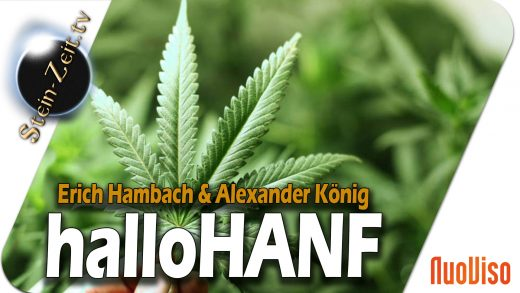halloHanf – Erich Hambach und Alexander König bei SteinZeit