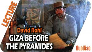Giza before the pyramides – David Rohl