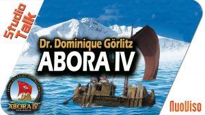 """""""Abora IV"""" – Jetzt oder nie – Dr. Dominique Görlitz im NuoViso Talk"""