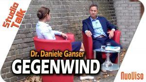 Gegenwind – Daniele Ganser im NuoViso Talk
