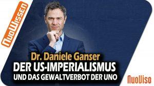 Der US-Imperialismus und das Gewaltverbot der UNO – Dr. Daniele Ganser