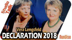 Declaration 2018 – Vera Lengsfeld – lack of political culture of discussion