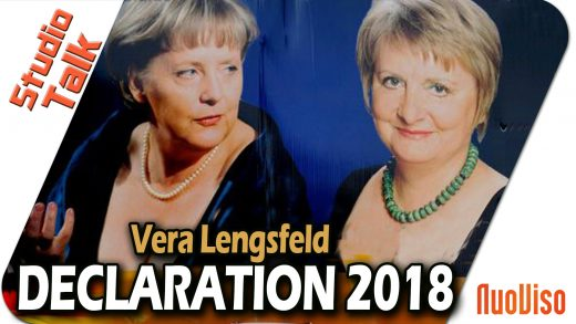 Declaration 2018 – Vera Lengsfeld – lack of political culture of discussion