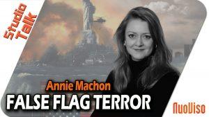 False Flag Terror – Annie Machon (former MI5 Agent)