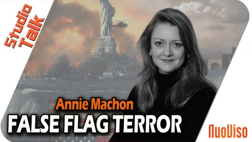 False Flag Terror – Annie Machon (former MI5 Agent)