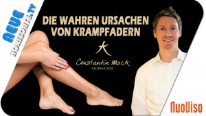 Die wahren Ursachen von Krampfadern – Constantin Mock