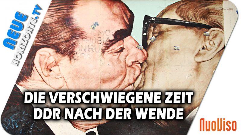 Die verschwiegene Zeit – DDR zwischen Wende und Wiedervereinigung