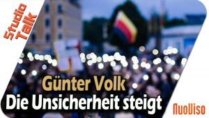 """""""Die Unsicherheit steigt"""" – Günter Volk im NuoViso Talk"""