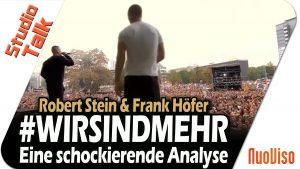 #WIRSINDMEHR ? – Frank Höfer im Gespräch mit Robert Stein