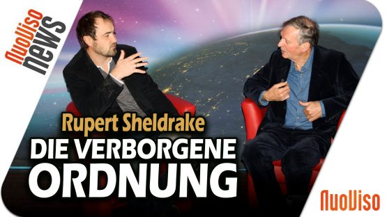 Die verborgene Ordnung (Rupert Sheldrake im NuoViso Studio) – NuoViso News #31