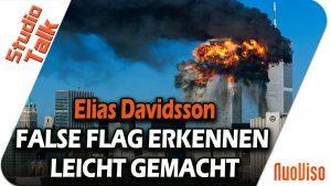 False Flag Erkennen leicht gemacht – Elias Davidsson im NuoViso Talk