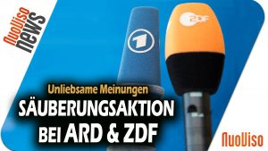 Säuberungsaktion bei ARD & ZDF – NuoViso News #34