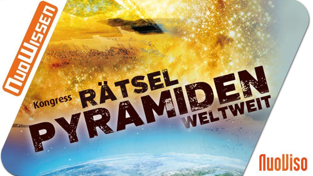 """Kongress """"Rätsel Pyramiden Weltweit"""" 2018 – alle 5 Vorträge"""