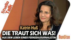 Die traut sich was! – Katrin Huß im NuoViso Talk